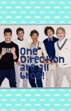 One Direction are all Bros by cheekymonkey01