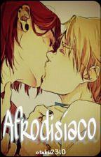 Afrodisíaco(Castiel x Nathaniel) by otaku2310