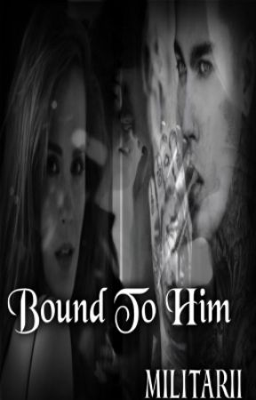 Bound to him. [Second book in the Bound Royal werewolf series.] by MILITARII