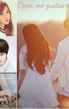 Oppa, me gustas ( JiAe - Myungsoo Suga / Tercera parte de I need You) by naty_1518