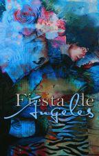 천사들 . | Fiesta de Ángeles [gruvia] by demxnfairy
