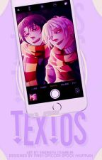 Textos『Gureshin WhatsApp』 by Kyrie_Akito_Ichigo