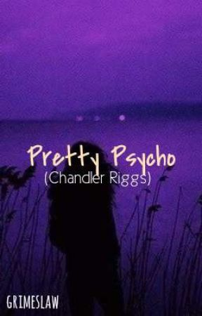 Pretty Psycho (Chandler Riggs) by grimeslaw
