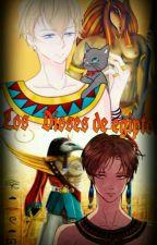 """♚♔LOS DIOSES DE EGIPTO♔♚ %""""FARLAN X TN X LEVI""""% by arimin5"""