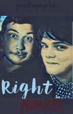 right number [frerard] by jessthepsychic