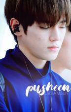 Pusheen by dreamsun