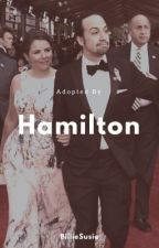 Never Let Go (A adopted by Hamilton story)  by BillieSusie
