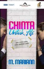 Chinta untuk Ali by M_mariann