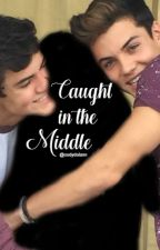 Caught in the middle by codydolann