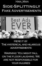 Side-Splittingly Fake Advertisements by TheUltimateFatMan