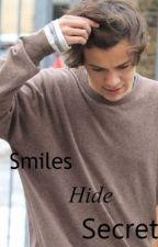 Smiles Hide Secrets by harrys_kitten_me