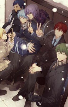 Kuroko No Basuke Oneshots by RainbowFlyingDolphin