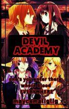 Devil Academy  by maycemaliglig