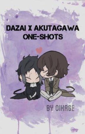 Akutagawa x Dazai by oikage