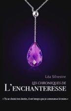 Les Chroniques de l'Enchanteresse by MevChat