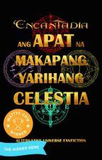Encantadia: Ang Apat Na Makapangyarihang Celestia by AndresAmarilyo