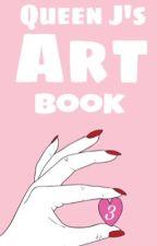 Queen J's Art Book 3 by JCWine