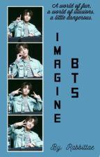IMAGINE BTS [Hiatus] by Rabbittae