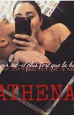 Athena << L'amour est-il plus fort que la haine ?>> by NuhTimes_