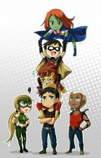Young Justice One-Shots by JadeWest-