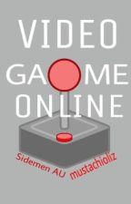 Video Game Online (Sidemen AU) :on hold:  by mustachioliz