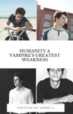 Humanity a vampire's greatest weakness [2] - SS by A_Dotts_L