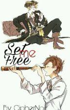 Set me Free [Pirate] Billdip by CipherNoir