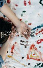 Boys will be boys by deeplyunhappyhuman