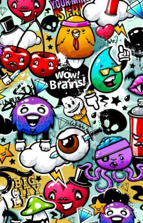 My Art by DimanaDemona1410