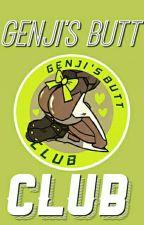 Genji's Butt Club ■ Genji Shimada. by ladyshimada
