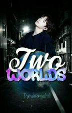 2 Worlds (Vkook) by Troublemakek