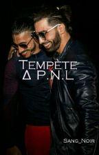 Tempête  ∆ P.N.L by Sang_Noir
