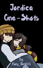 Jordica One-Shots by Pony_Girl123