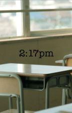 2:17pm by h0lding0nt0l0u