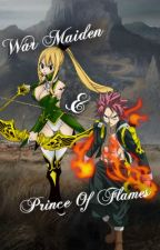 War Maiden & Prince Of Flames [NaLu] by 666reddog