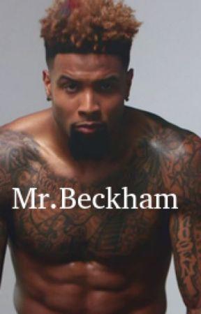 Mr. Beckham by WokeQueenie