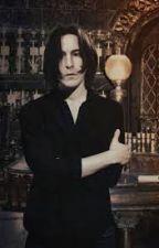 Los profundos ojos de Severus Snape by MrsDarcy07Snape
