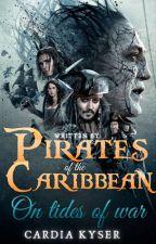 Pirates of the Caribbean: Tides Of War by kawaiicardi101