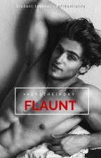Flaunt (Manxboy) by Heretheirony