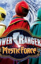 Power Rangers Mystic Force: From Evil To Good by TheWhiteRabbit24