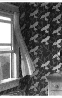 The third floor bedroom harris burdick story maya for Sous la moquette harris burdick