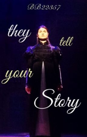 They Tell Your Story (Hamilton) by supersuit