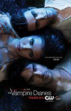 The Vampire Diaries - Fanfiction by KarlaCherubbiny