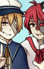 Healed Scars [Oliver x Fukase fanfiction] by CrylaticNixion