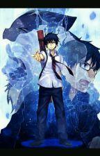 ¿Acaso me tienes miedo?(Rin Okumura y tu) by Homicidal_Fer