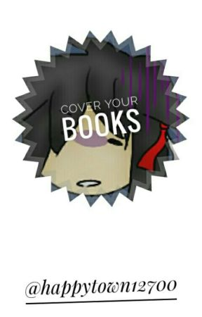 Cover your Books by happytown12700