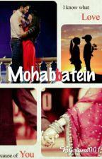 Mohabbatein  by sans001