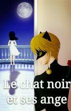 Le chat noir et ses ange (+18) by Akari_Bell