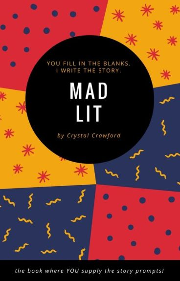 Mad Lit by CCrawfordWriting
