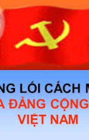 Đề Cương Môn:Đường Lối CM của ĐCS VN by ngocnhidongphuong